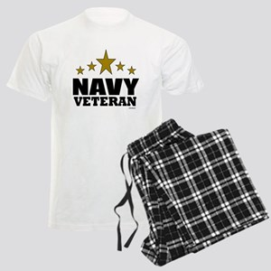 Navy Veteran Men's Light Pajamas