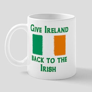 Give Ireland Back Mug