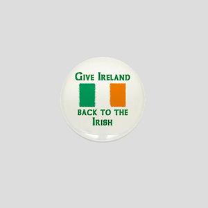 Give Ireland Back Mini Button
