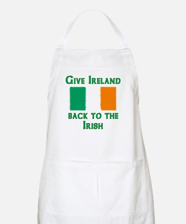 Give Ireland Back BBQ Apron