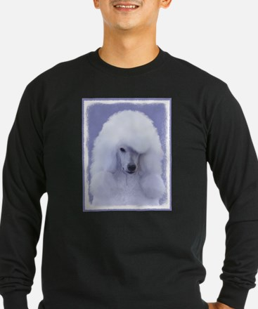 Standard Poodle (White) T