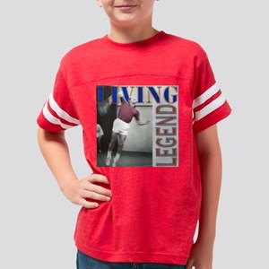 BusterTee Youth Football Shirt