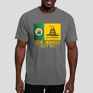 New Jersey Dtom Mens Comfort Colors Shirt