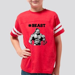 BEAST Youth Football Shirt