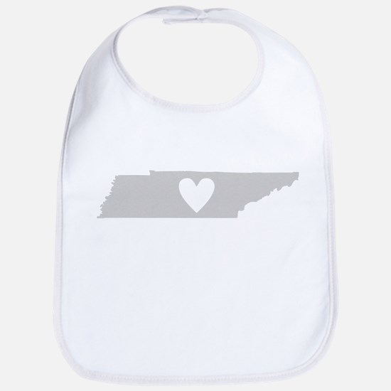 Heart Tennessee Bib