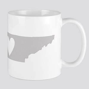 Heart Tennessee Mug
