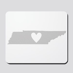 Heart Tennessee Mousepad