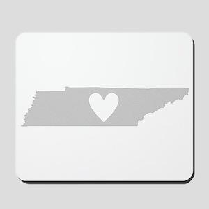 Heart Tennessee Mousepad