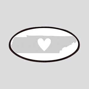 Heart Tennessee Patches