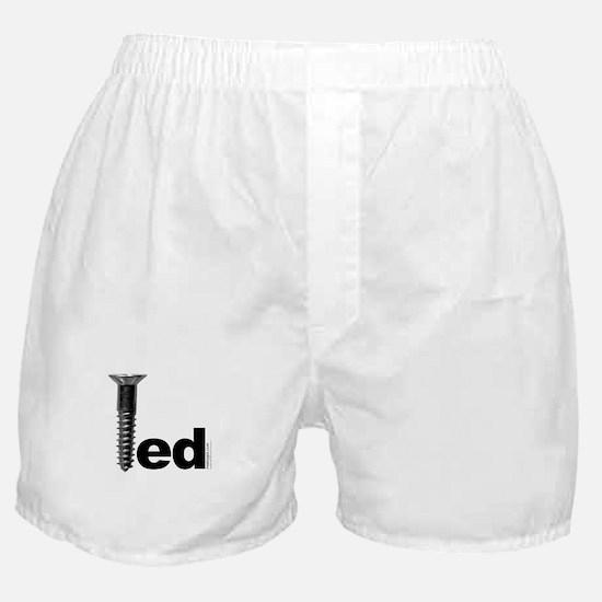 Screwed Boxer Shorts