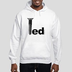 Screwed Hooded Sweatshirt