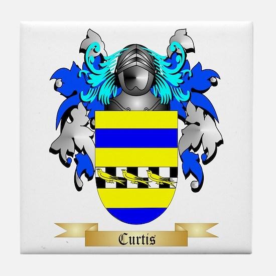 Curtis Tile Coaster