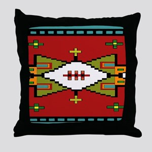 Lakota Spirit Throw Pillow
