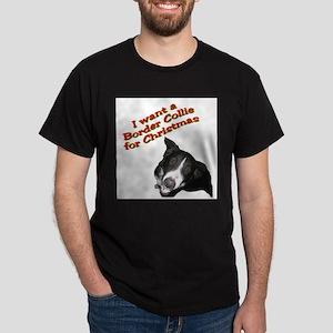Christmas BC Dark T-Shirt