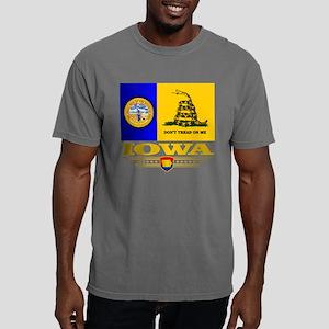 Iowa Dtom Mens Comfort Colors Shirt