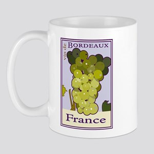 Wines of Bordeaux, France Mug