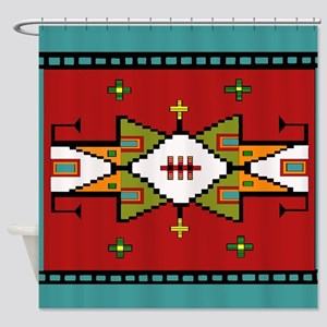 Lakota Spirit Shower Curtain