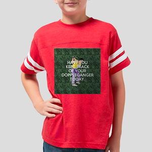 doppleg3circle Youth Football Shirt