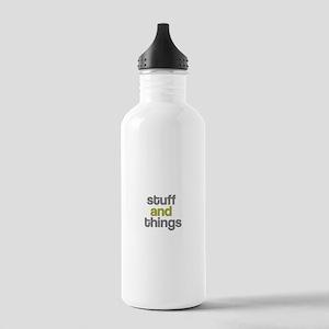 Stuff Thangs Water Bottle