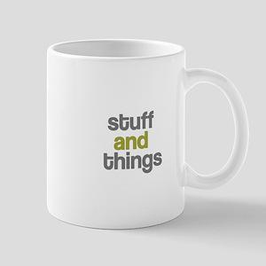Stuff Thangs Small Mugs