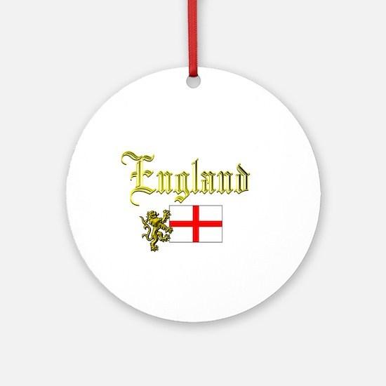 English Ornament (Round)