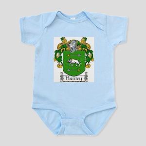 Hanley Coat of Arms Infant Bodysuit