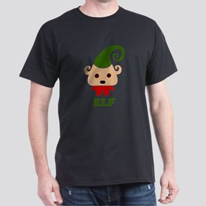 Happy Elf Dark T-Shirt