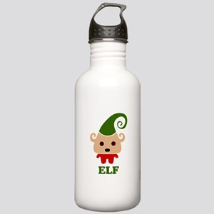 Happy Elf Stainless Water Bottle 1.0L