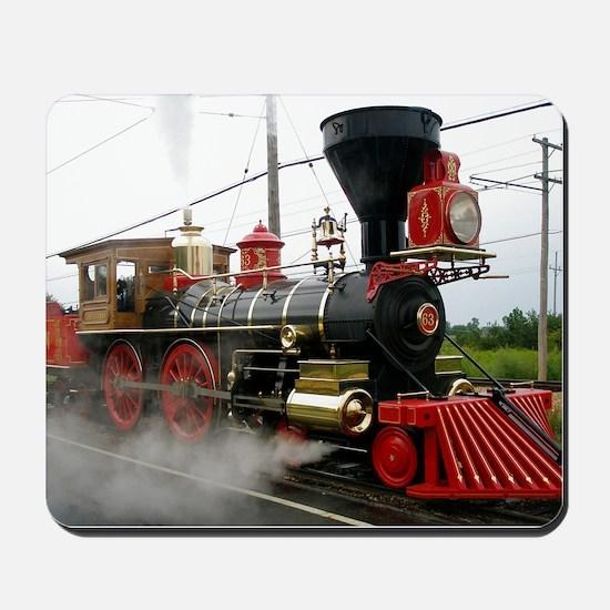 Leviathon steam engine Mousepad