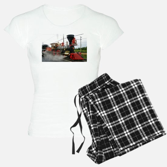 Leviathon steam engine Pajamas