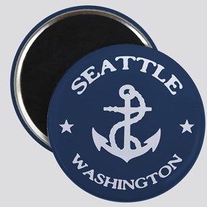 Seattle Anchor Magnet