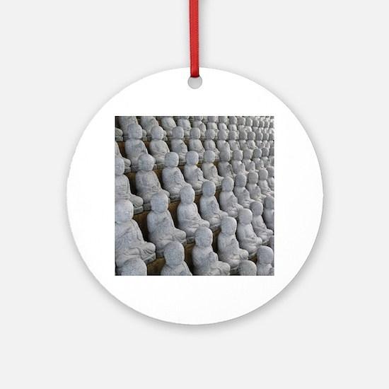Unique Buddah Round Ornament