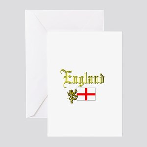English Greeting Cards (Pk of 10)