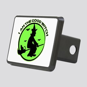 Good Witch Rectangular Hitch Cover