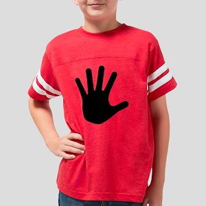 No Shoot Youth Football Shirt