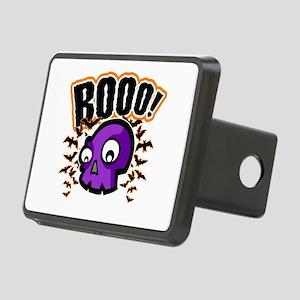 Novelty Booo! Halloween Rectangular Hitch Cover