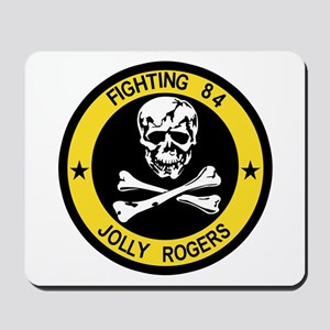 VF-84 Jolly Rogers Mousepad