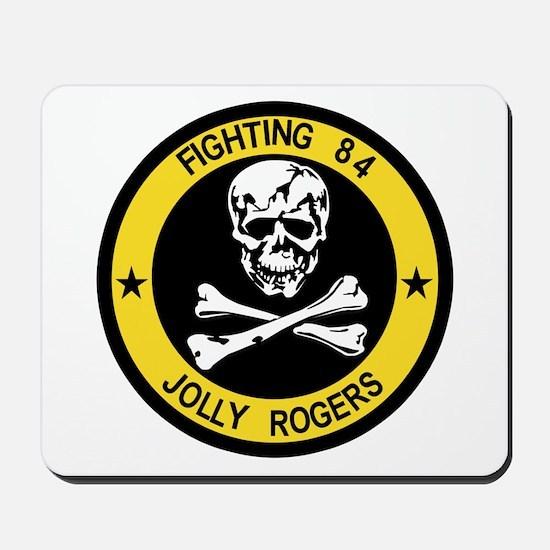 VF-84 Jolly Rogers Mousepad