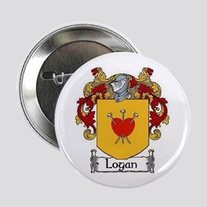 "Logan Coat of Arms 2.25"" Button"