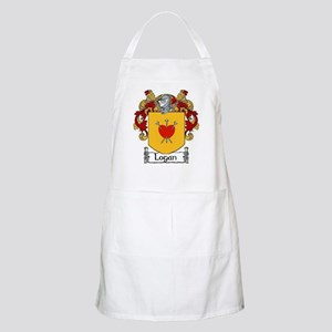Logan Coat of Arms Apron