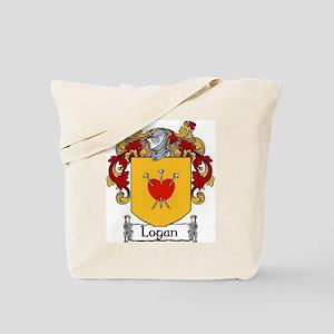 Logan Coat of Arms Tote Bag