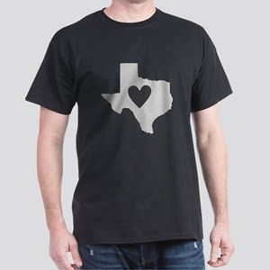 Heart Texas Dark T-Shirt