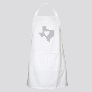 Heart Texas Apron