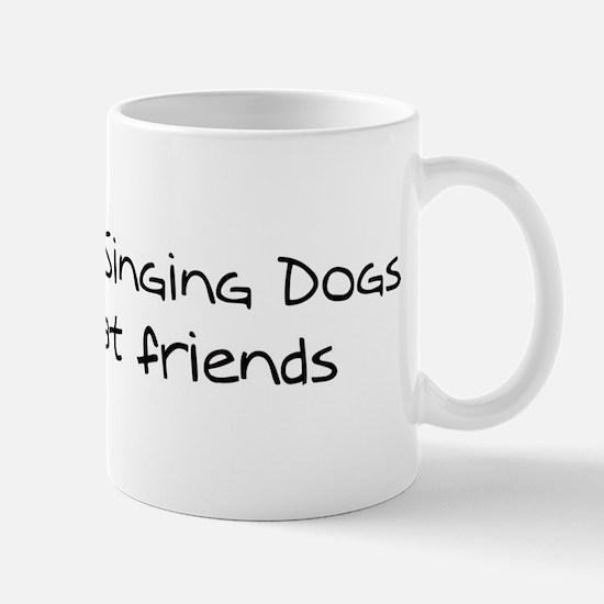 New Guinea Singing Dogs make  Mug