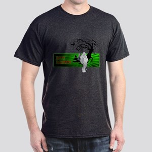 Halloween Ghost Dark T-Shirt