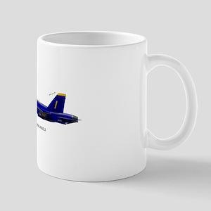 F/A-18 Blue Angles Mug