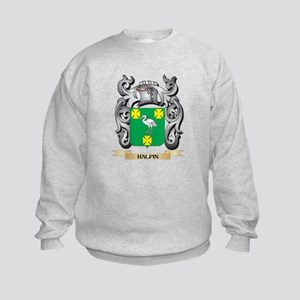 Halpin Coat of Arms - Family Crest Sweatshirt