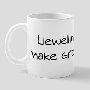 Llewellin Setters make friend Mug