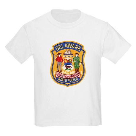 Delaware State Police Kids T-Shirt