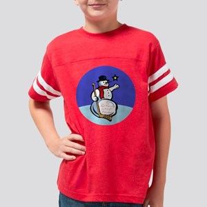 ted_4_orn Youth Football Shirt